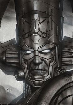 """""""No living Thing dares ignore my Call. For I am that which has always been, since this Universe was birthed from the Ashes of the Last. I am the Hunger that dooms Worlds. I am he who is beyond such frail Concepts as good and evil. I am Galactus."""""""