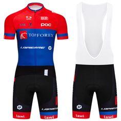 Mens Team Cycling Bib Kits Bike Bicycle Short Sleeve Jersey and Bib Shorts  Set  Unbranded abd649a5c