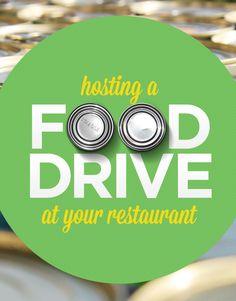 Hosting a Food Drive at Your Restaurant - WebstaurantStore Blog