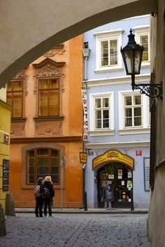 Colors of Prague -Donald Thoreby