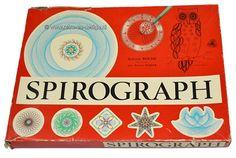 Tekenen met Spirograph - Sylvain Roche, made in France.