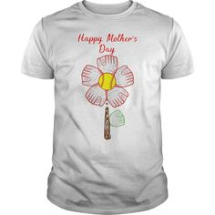 Walk To School, Softball Mom, Mothers Day Flowers, Happy Mothers Day, Youth, Button, Hoodies, Tees, Long Sleeve