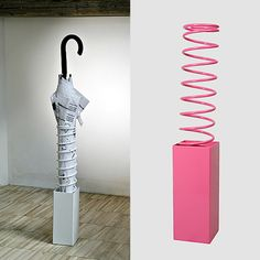 MARAMEO Umbrella Stand by C.B. Farinar for Creativando