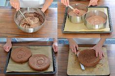 Egyszerű csokitorta az oviba - lépésről lépésre, képekben! - Dívány