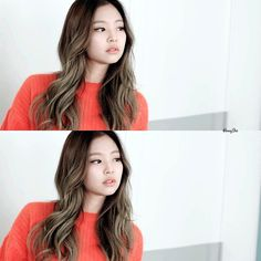 Jennie so beautiful ❤ Kim Jennie, Super Junior, South Korean Girls, Korean Girl Groups, Rapper, Black Pink, Kim Jisoo, New Hair Colors, Color Negra