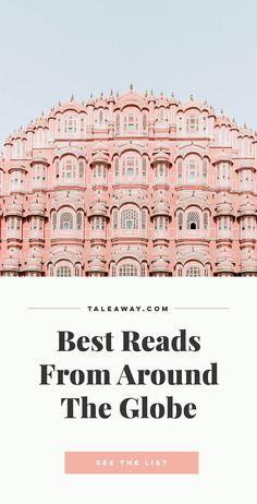 My Favorite Books Around The World, Travel Books - Tale Away