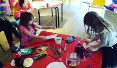 Fun with arts and crafts!!! #littlemiracles #charity #artsandcrafts #art