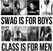 I like my men with a whole lotta class and style.  I'm an older woman that can appreciate when a man dresses age appropriate.  Not every hat needs to be a fitted, not every shirt a T-shirt.  Take notes fellas.