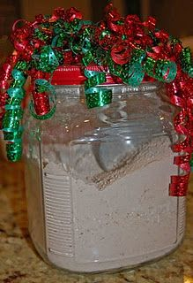 hot chocolate mix. powdered milk,powdered sugar, coco, non dairy creamer