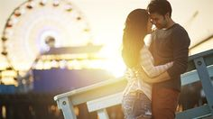 Many couples have fallen into this trap where they begin to think that romance is only for single people and sex is only fun outside of marriage. Romantic Couple Kissing, Romantic Couples, Most Romantic, Cute Couples, Romantic Dates, Romantic Beach, Romantic Honeymoon, Couples Images, Romantic Vacations