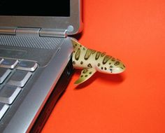 Leopard Shark USB Flash Drive by hemingwayfun on Etsy