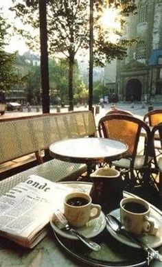 Cafe de la Mairie,  Paris