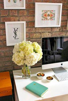 Divine #Decor: Create A Stylish #Home #Office
