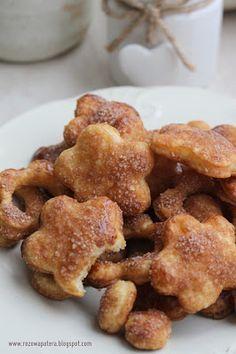 Różowa Patera: Chrupiące ciasteczka cynamonowe – jak francuskie!