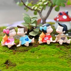 Check out our assortment of adorable figurines for your fairy garden :-)