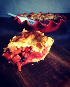 Rhubarb Pie…Pasticcio al rabarbaro | zenzero in cucina #rhubarb #pie #cinnamom #rabarbaro #cannella #englishfood #dessert #zenzeroincucina https://zenzeroincucina.com/2016/09/15/rhubarb-pie-pasticcio-al-rabarbaro/