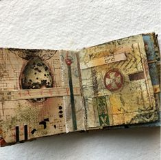 Welcome to the website of Seth Apter - NYC Mixed Media Artist, Author, Instructor and Designer. Altered Books, Altered Art, Art Journal Inspiration, Journal Ideas, Handmade Books, Handmade Journals, Creative Class, Collage Techniques, Book Tattoo