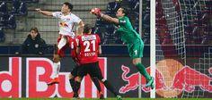 Admira Wacker gegen Red Bull Salzburg