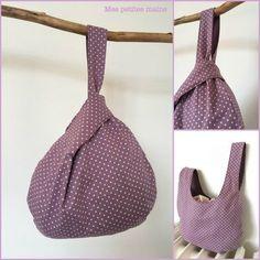 Die berühmte japanische Tasche ... - Meine kleinen Hände ... #beruhmte #hande #japanische #kleinen #meine #tasche