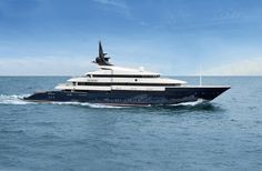 Oceanco - Yachts for Visionary Owners - Seven Seas