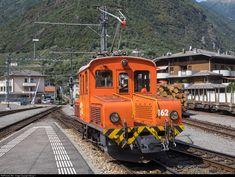 162 RhB - Rhätische Bahn Ge at Tirano, Italy by Georg Trüb Swiss Railways, Lighthouses, Italy, Beetle, Italia, Lighthouse