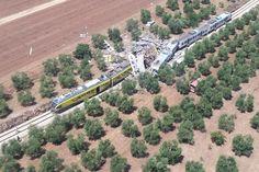 Самые жуткие железнодорожные катастрофы