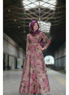 ZARA Kids Scarf Girls Bow Print Mauve Woven Neck Rectangle Summer Hijaab Hijab
