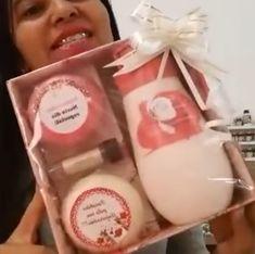 Perfume, Natura Cosmetics, Kit Natura, Avon Ideas, Kites, Container, Packaging, Marketing, Basket Gift