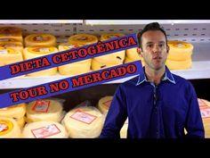 Dieta Cetogênica o que comer, (Um tour pelo supermercado) - YouTube