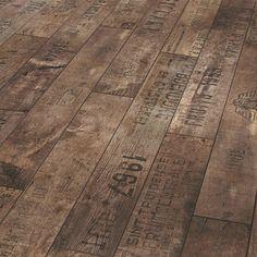 Wine Crate Floor