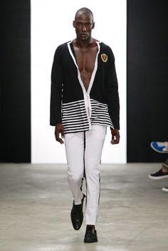 #Menswear  #Trends Abrantie the Gentleman Fall Winter 2015 Otoño Invierno #Tendencias #Moda Hombre - SA Menswear Week 2015   GQ