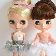 Tiny Ballerinas  #Blythe
