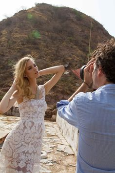 Nicole Pollard: The Strand Arcade S/S '12 behind the scenes by PDC Creative