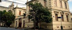 Antigo prédio da Hospedaria dos Imigrantes e Desinfectório Central. Foto: divulgação/ São Paulo Antiga.