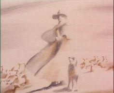 L'homme qui plantait des arbres (Frédéric Back, 1987)-ANİMASKO