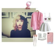 """""""//Tag you're it// ~Melanie"""" by anons-dxcvi ❤ liked on Polyvore featuring Chicwish and UGG Australia"""