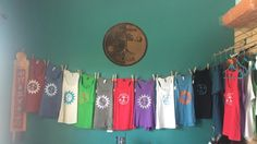 New tank tops are in at Claremont Yoga!