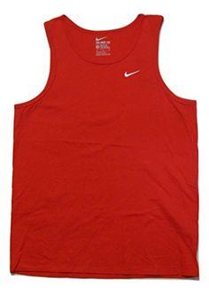 NIKE Nike Men'S Embroidered Swoosh Tank Top. #nike #cloth #