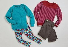 Whether your little girl is a bit of a tomboy, or just likes to dress casually, she's sure to appreciate the laid-back styles in this collection. Hoodies, sweatpants, and jogging suits promise to keep her comfy on playdates and lazy Saturdays. You'll also find biker jackets, graphic tees and skinny jeans to give her some edge without looking too grown-up. See more at MyHabit:  http://www.myhabit.com/?tag=kids_deals-20#page=b&dept=kids&sale=A1TYEBEF3DK0CS