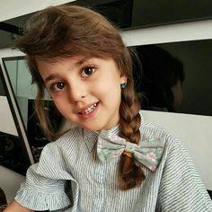 Beautiful Little Girls, Beautiful Children, Cute Girls, Cute Girl Dresses, Baby Love, Allah, Fashion, Moda, Beautiful Kids