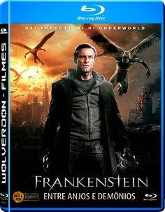 Frankenstein Entre Anjos e Demônios Dublado