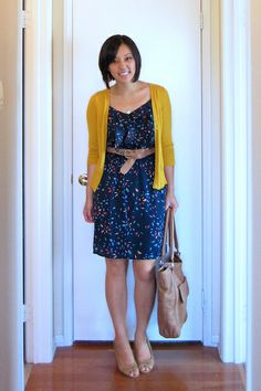 Great Blog to learn how to put together outfits with multi purposed articles of clothing  http://www.puttingmetogether.com/search/label/dresses