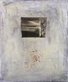 photograph and oil on canvas / H : 61cm × L : 50cm - 2004