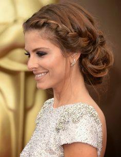 Recogido ideal para una boda #recogido #boda #mujer #elegante #idea