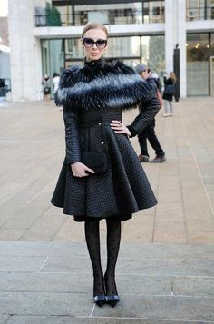 Karolina Gliniecka NYFW Fall 2014