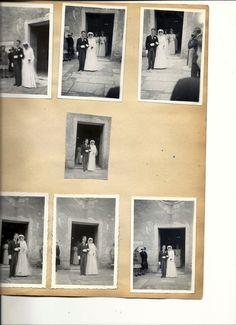 Elsa Schiaparelli Wedding Dress Circa 1944 by PenniesLondon Elsa Schiaparelli, Salvador Dali, 1930s Wedding, Alberto Giacometti, Italian Fashion Designers, 1940s, Photo Wall, Wedding Dresses, Frame