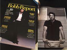 Salimos en la edición de noviembre de @RobbReportEs