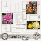 Neutral Colors [Happy Scrap Arts] - $4.95 : Moo Two Designs, The Udder way to Scrap!