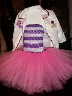 Hey, I found this really awesome Etsy listing at https://www.etsy.com/listing/198563099/doc-mcstuffins-tutu-dress-halloween