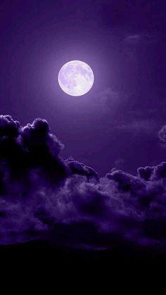 ...under the purple moon!